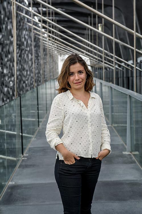 Audrey Gatian<br /> (Présidente d'Osez le féminisme<br /> 13) - Marseille