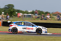 Rounds 3,4 & 5 of the 2020 British Touring Car Championship. #24 Jake Hill. MB Motorsport accelerated by Blue Square. Ford Focus ST.