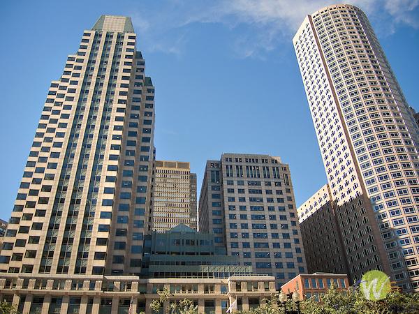 Belvidere/Dalton Plaza area, Boston, MA.