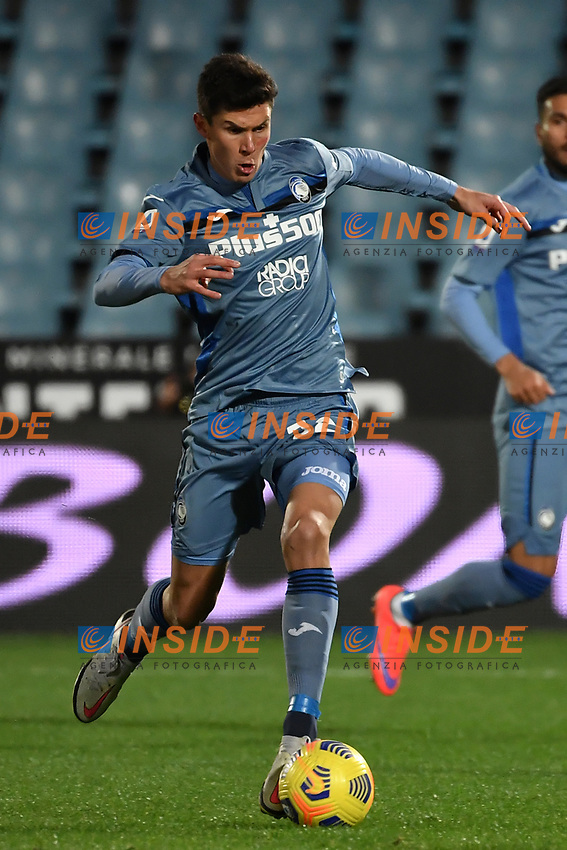 Matteo Pessina of Atalanta BC in action during the Serie A football match between Spezia Calcio and Atalanta BC at Dino Manuzzi stadium in Cesena (Italy), November 20th, 2020. Photo Andrea Staccioli / Insidefoto
