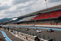 RACE START LMGTE<br /> <br /> #80 IRON LYNX (ITA) - FERRARI F488 GTE EVO - LMGTE - RINO MASTRONARDI (ITA) / MATTEO CRESSONI (ITA) / MIGUEL MOLINA (SPA)<br /> <br /> #77 PROTON COMPETITION (DEU) - PORSCHE 911 RSR-19 - LMGTE - CHRISTIAN RIED (DEU) / COOPER MACNEIL (USA) / GIANMARIA BRUNI (ITA)<br /> <br /> #88 AF CORSE (ITA) - FERRARI F488 GTE EVO – LMGTE – FRANÇOIS PERRODO (FRA) / EMMANUEL COLLARD (FRA)/ ALESSIO ROVERA (ITA)