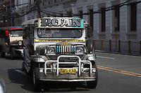 colorfull Jeepneys in Manila, Philipines