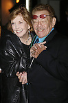 Anne Meara and Jerry Stiller<br /> attending the Opening Night Performance of WELL <br /> at the Longacre Theatre in New York City.<br /> March 30, 2006