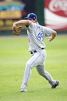August 12, 2009: Blake Smith of the Ogden Raptors. The Ogden Raptors are the Pioneer League affiliate of the Los Angeles Dodgers. Photo by: Chris Proctor/Four Seam Images