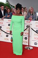 Charlene White<br /> arriving for the National Television Awards 2021, O2 Arena, London<br /> <br /> ©Ash Knotek  D3572  09/09/2021