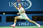 Roger Federer (SUI) defeats Stanislas Wawrinka (SUI) 6-4, 6-3, 6-1