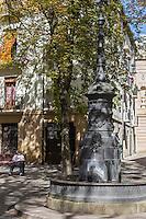 Espagne, Navarre, Pampelune:  Plazuela de San José  //  Spain, Navarre, Pamplona:  Plazuela   San José, square