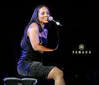 Alicia Keys 6/18/07, Photo by Steve Mack-PHOTOlink.net