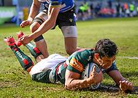 2021 Premiership Rugby Bath v Leicester Tigers Apr 18th