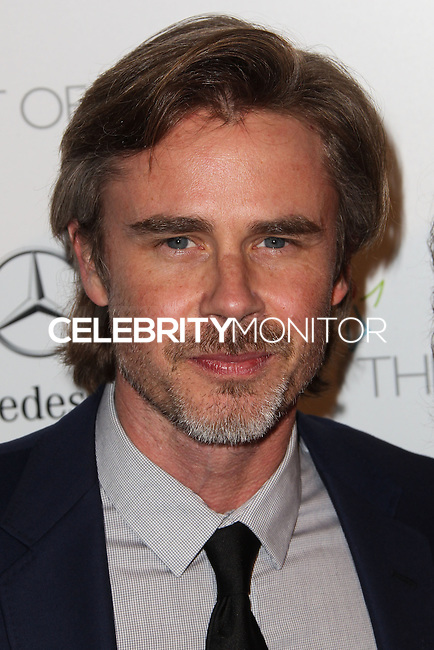 LOS ANGELES, CA - JANUARY 11: Sam Trammell at The Art of Elysium's 7th Annual Heaven Gala held at Skirball Cultural Center on January 11, 2014 in Los Angeles, California. (Photo by Xavier Collin/Celebrity Monitor)
