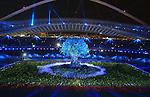 Cérémonie d' ouverture des jeux Paralympique à Athènes<br />(Benoit Pelosse photographe,17 sept 2004)