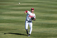 STANFORD, CA - JUNE 5: Carter Graham before a game between UC Irvine and Stanford Baseball at Sunken Diamond on June 5, 2021 in Stanford, California.