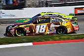 #18: Kyle Busch, Joe Gibbs Racing, Toyota Camry M&M's Chocolate Bar