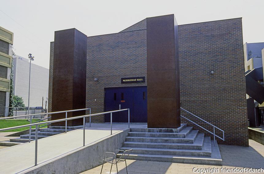 Frank Gehry: Loyola U. Law School--Merrifield Hall.  Photo '86.