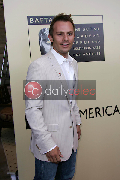 Craig Young<br /> At the 3rd Annual BAFTA LA and Academy of Television Arts and Sciences Emmy Nominee's Tea Party, Park Hyatt Hotel, Century City, CA 09-17-05<br /> David Edwards/DailyCeleb.Com 818-249-4998
