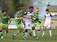 Forest Green Rovers vs Bolton Wanderers 27-03-21