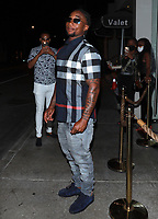 Asante Samuel Jr Spotted At Catch In Hollywood