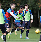 Danny Wilson and Gedion Zelalem