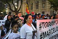 13.09.2018 - Protesto pela liberdade de jovens negro presos em SP