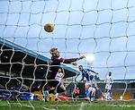 St Johnstone v Livingston…..07.03.20   McDiarmid Park  SPFL<br />Callum Hendry scores for saints<br />Picture by Graeme Hart.<br />Copyright Perthshire Picture Agency<br />Tel: 01738 623350  Mobile: 07990 594431