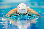 Mareia Belmonte of Spain competes during the 10th FINA World Swimming Championships (25m) at the Hamdan bin Mohammed bin Rashid Sports Complex on December 15, 2010 in Dubai, United Arab Emirates. Photo by Victor Fraile / Power Sport Images.