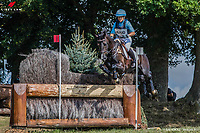 Le Grand Complet 2020. Haras du Pin. CCIO4*. Cross Country.<br /> Jonelle PRICE (NZL). GRAPPA NERA<br /> Photographie FEI / Eric KNOLL