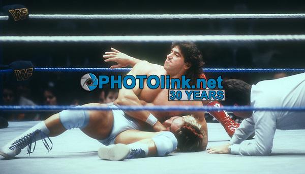 Rick Martel, 1989, Photo By John Barrett/PHOTOlink