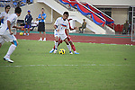 Philippines vs Cambodia during their AFF Suzuki Cup 2010 Qualification match at National Sports Complex on 26 October 2010, in Vientiane, Laos. Photo by Stringer / Lagardere Sports