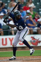 Maybin, Cameron 3172.jpg.  PCL baseball featuring the New Orleans Zephyrs at Round Rock Express  at Dell Diamond on June 19th 2009 in Round Rock, Texas. Photo by Andrew Woolley.