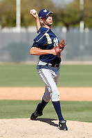 Mike Ramlow - Milwaukee Brewers - 2009 spring training.Photo by:  Bill Mitchell/Four Seam Images