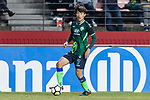 Jeonbuk Hyundai Motors FC (KOR) vs Tianjin Quanjian (CHN) during the AFC Champions League 2018 Group E match at Jeonju World Cup Stadium on 06 March 2018, in Jeonju, South Korea. Photo by Yu Chun Christopher Wong / Power Sport Images