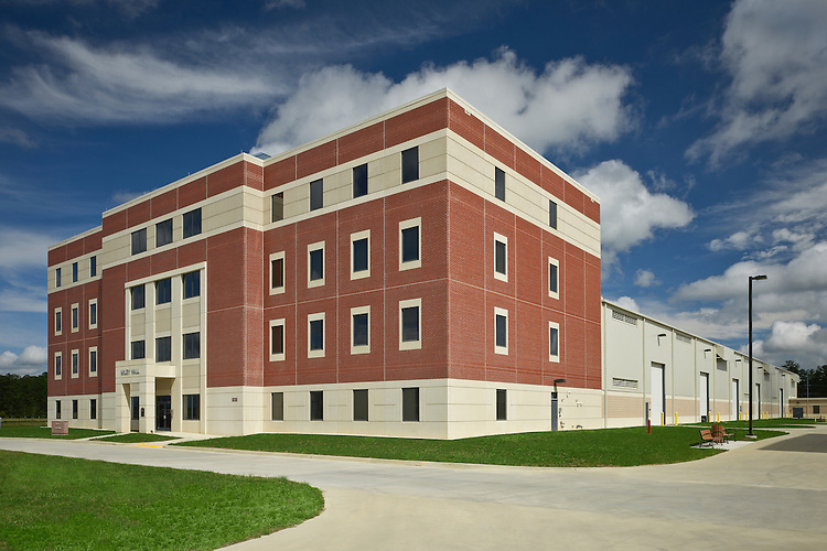 Fort Lee Virginia Central Campus   Architect: HNTB