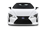Car photography straight front view of a 2020 Lexus RX 350L 4x2 Select Doors Door SUV
