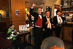 Bodmin Wassailers old New Years Day 6th January 2016<br /> <br /> Chapel an Gansblydhen is a Wetherspoon pub in Bodmin,