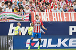 Jorge Resurreccion Merodio, Koke, of Atletico de Madrid in action during their La Liga match between Atletico de Madrid vs Athletic de Bilbao at the Estadio Vicente Calderon on 21 May 2017 in Madrid, Spain. Photo by Diego Gonzalez Souto / Power Sport Images
