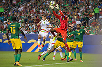 Mexico vs Jamaica, July 13, 2017