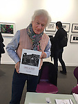 HWS book signing Once a Year, Paris Photo  2016, in Les Douches gallery. Photo by Anne  Kotzan