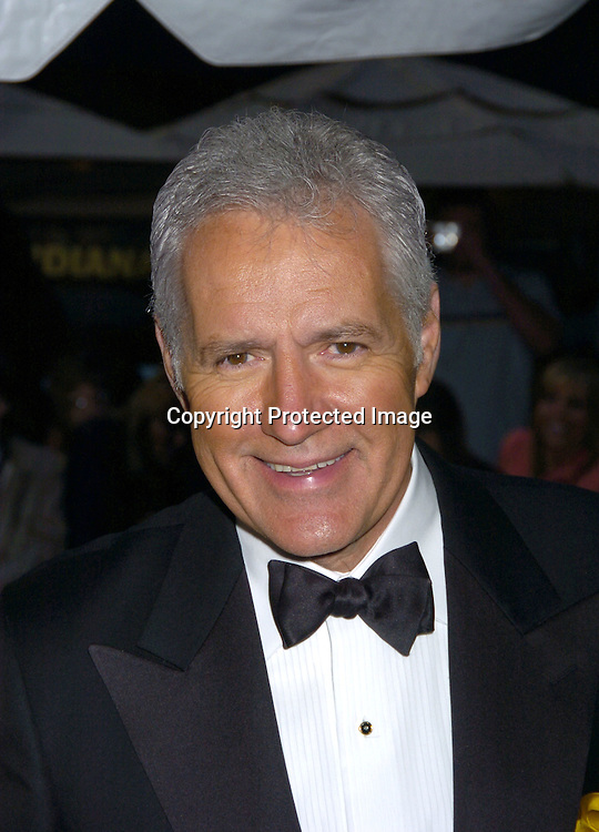 Alex Trebek ..arriving at The 32nd Annual Daytime Emmy Awards ..at Radio City Music Hall on May 20, 2005...Photo by Robin Platzer, Twin Images