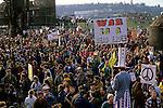 War Protest 1991 Gulf War Iraq