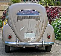 Automóvel Wolkswagen Fusca. Foto de Rogério Reis.