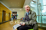 Daniel Kelliher Annagh who received his Covid-19 vaccine at Clounalour Medical Centre, Tralee on Saturday.
