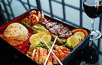 Mon 14, May 07 (jshibachi1) Photo by Justin Shaw. The Bento Dinner Box is $18.95 at Hibachi Japanese Steakhouse & Sushi Bar at Kirby & Quince.