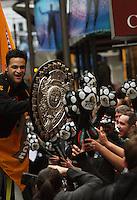 080923 Rugby - Wellington Ranfurly Shield Parade