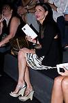 02.09.2012. Celebrities attending the Roberto Torretta fashion show during the Mercedes-Benz Fashion Week Madrid Spring/Summer 2013 at Ifema. In the image  Irene Meritxell  (Alterphotos/Marta Gonzalez)