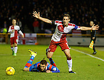 Lee Wallace and Brad McKay