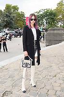 Irene KIM - Show MUGLER - Paris Fashion Week Womenswear Spring/Summer 2017 - 1 octobre 2016 - FRANCE