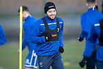 St Johnstone Training…17.01.20<br />Drey Wright pictured during training this morning at McDiarmid Park ahead of tomorrow's Scottish Cup tie against Greenock Morton..<br />Picture by Graeme Hart.<br />Copyright Perthshire Picture Agency<br />Tel: 01738 623350  Mobile: 07990 594431