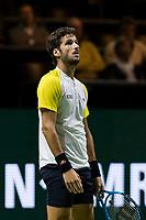 Rotterdam, Netherlands, 12 Februari, 2018, Ahoy, Tennis, ABNAMROWTT, Feliciano Lopez (SPA)<br /> Photo:tennisimages.com