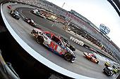 #81: Erik Jones, XCI Racing, Toyota Supra iK9 Stars and Stripes
