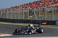 4th September 2021: Circuit Zandvoort, Zandvoort, Netherlands;   10 Pierre Gasly FRA, Scuderia AlphaTauri Honda, F1 Grand Prix of the Netherlands at Circuit Zandvoort